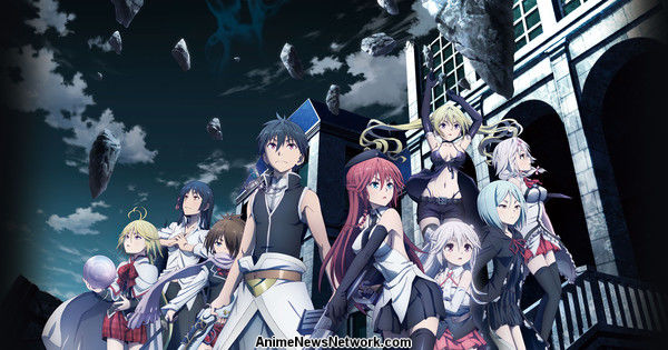 Trinity Seven Film's New Cast, Story, Title, Visual ...