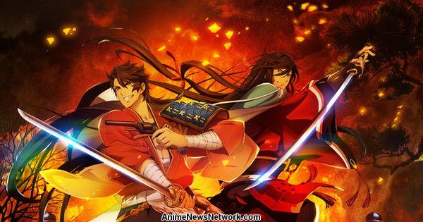 Katsugeki! Touken Ranbu - новое аниме от создателей экранизации Fate/Zero и UBW