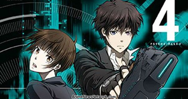Psycho Pass 2 Manga Ends In February News Anime News Network