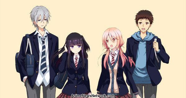 Ntr Netsuzou Trap Tv Anime Premieres In July News Anime News
