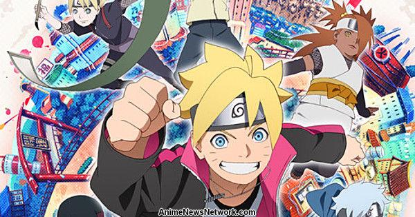 Kana-Boon, The Peggies Perform Boruto: Naruto Next