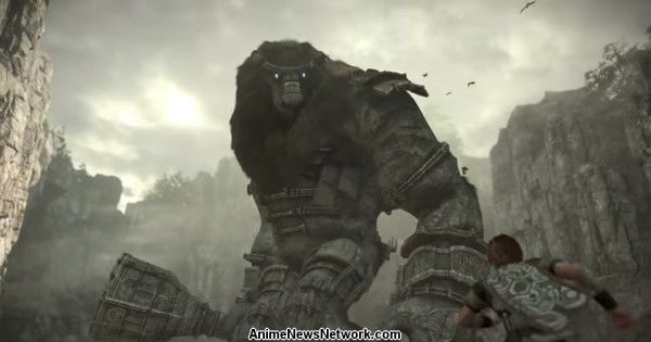 Shadow of the Colossus PS4 Game is Remake Not Remaster