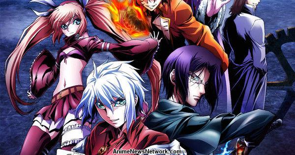 Chronos Ruler Anime Reveals 2nd Key Visual, July 7 Premiere