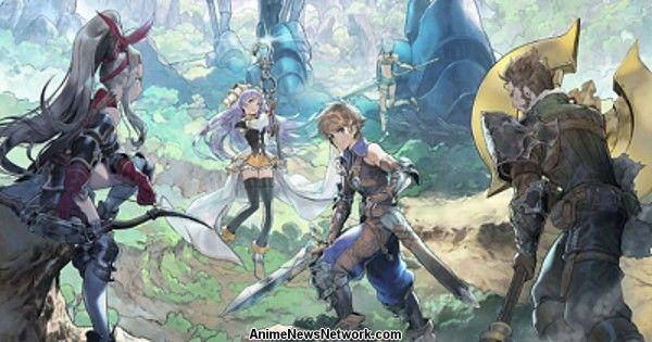 Square Enix's Dia Horizon Project Announces Game, Manga, Web Anime, Novel