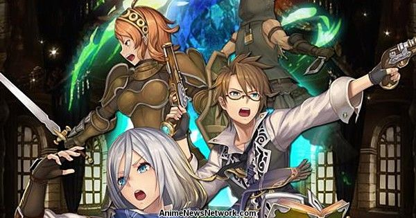 Bravely Archive D's Report Smartphone Game Ends Service - News