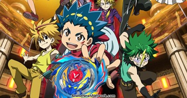 Beyblade Burst Evolution Anime Now Available on Netflix