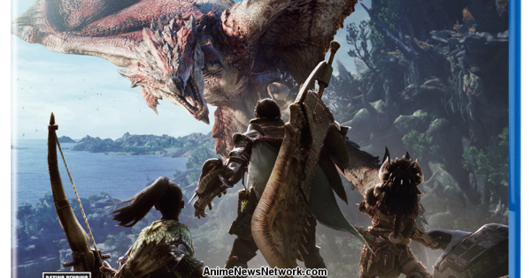 Monster Hunter: World, Dragon Ball FighterZ Games Win at The Game Awards 2018