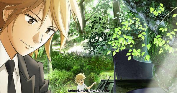 Forest of Piano's Makoto Isshiki to Launch New Manga