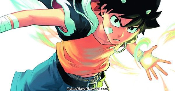 french fantasy comic radiant gets nhk educational tv anime in october - news