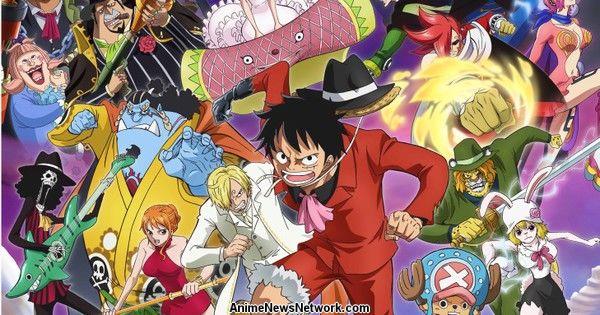 V6 Member Ken Miyake Makes TV Anime Voice Acting Debut in One Piece