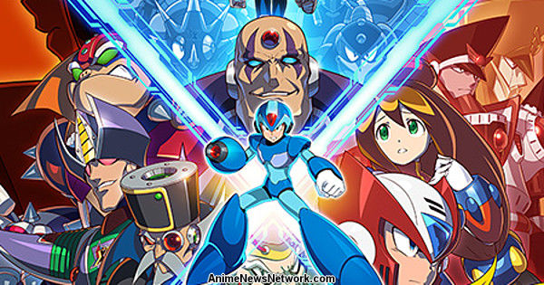 Mega Man X Legacy Collections Ship for PS4, Switch, Xbox One