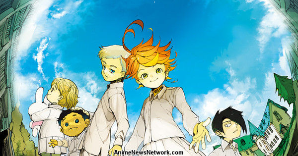 The Promised Neverland Manga Gets Novel About Norman in June