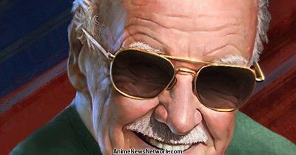 Japanese Anime Creators, Voice Actors React to Stan Lee's Passing