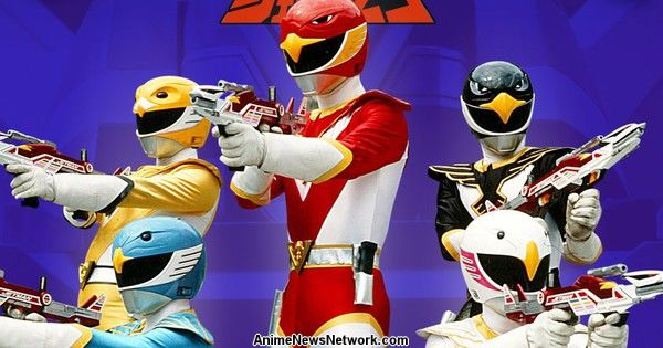 Shout! Factory to Release Chojin Sentai Jetman Series on DVD - News