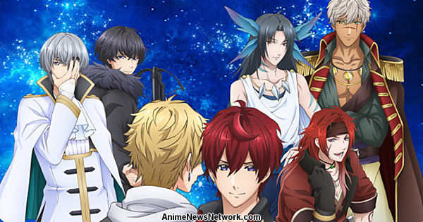 100 Sleeping Princes And The Kingdom Of Dreams TV Anime Posts More Returning Cast Members July 5 Debut