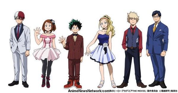 Dress up Kacchan | My Hero Academia Amino