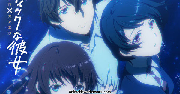 Domestic Girlfriend Tv Anime S New Promo Video Previews Ending Theme