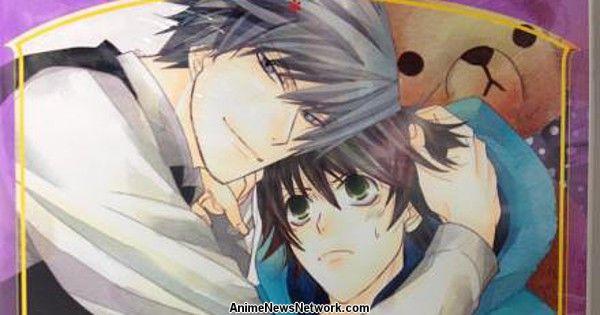 New Junjo Romantica Boys-Love Anime is 3rd TV Series