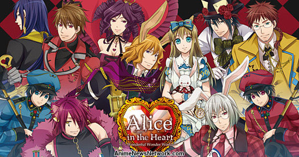 Alice in the Country of the Heart | Alice in Wonderland ...