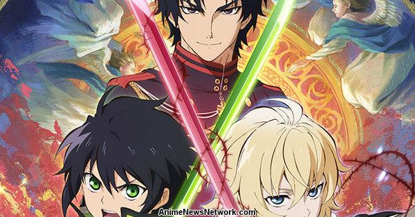 Seraph of the End Anime Casts Miyu Irino, Kensho Ono, Yūichi Nakamura