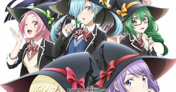 Yamada-kun and the Seven Witches Manga Gets TV Anime