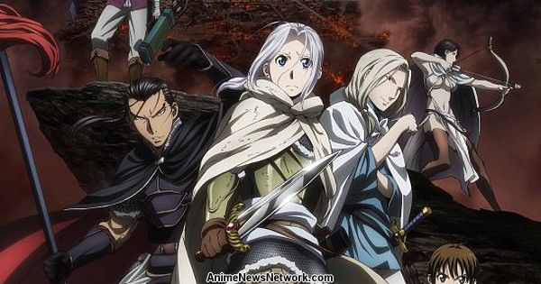 The Heroic Legend of Arslan Anime's 90-Second Promo Streamed