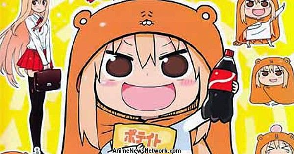 Himōto! Umaru-chan Anime Slated for July as TV Series