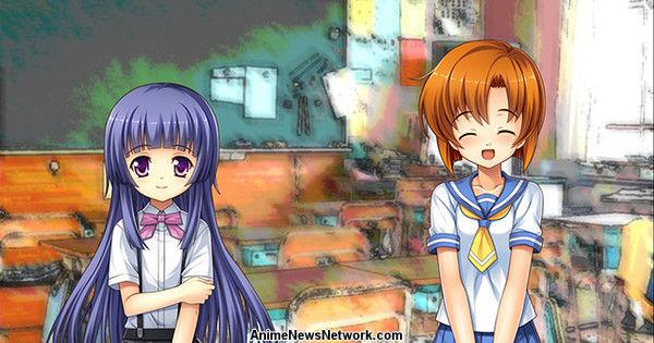 Следующая 'When They Cry' игра серии после Higurashi и Umineko