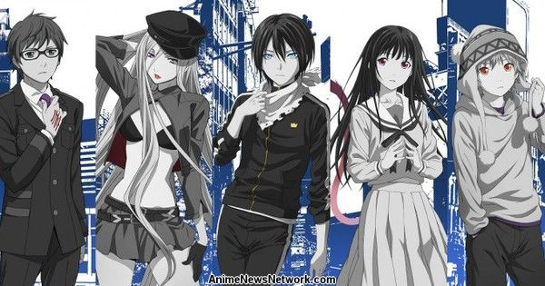 Noragami Anime Season 2's Bishamon Story, Visual Unveiled
