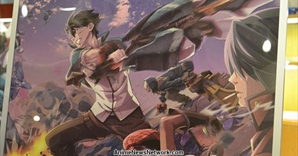 Ryūichi Kijima Stars as New Protagonist in God Eater Anime