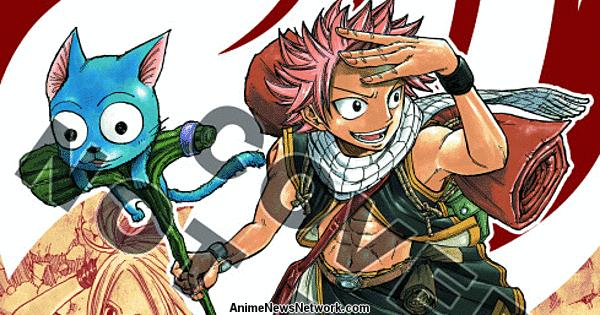 Kodansha Comics to Release 'Masters Edition' of Fairy Tail Manga