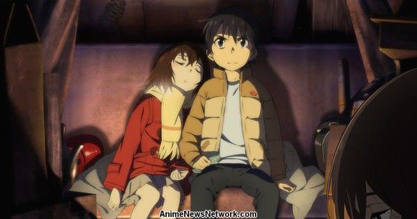 ERASED/Boku dake ga Inai Machi Anime's 2nd Promo Unveils Asian Kung-Fu Generation's Opening Song