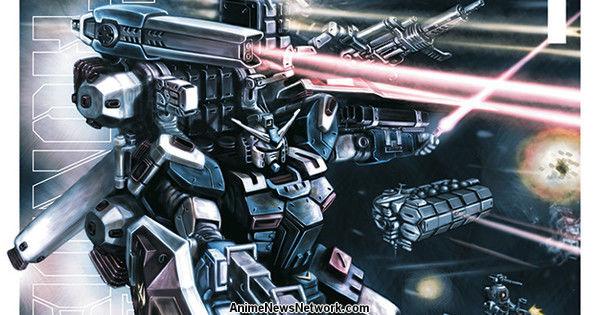 Gundam Thunderbolt Manga Resumes, Ohtagaki Changes Art Style