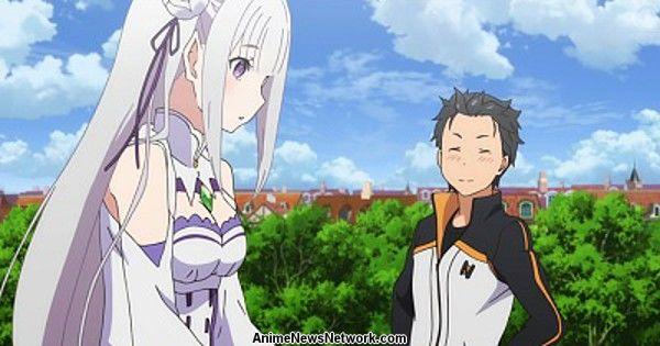 Japanese Poll Ranks Re:Zero Best Anime of Spring 2016
