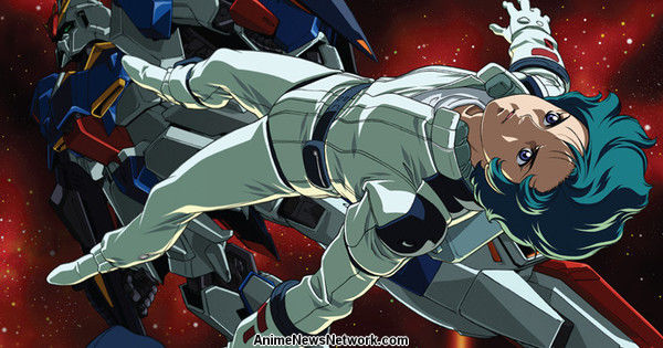 Mobile Suit Zeta Gundam: A New Translation Sub.DVD