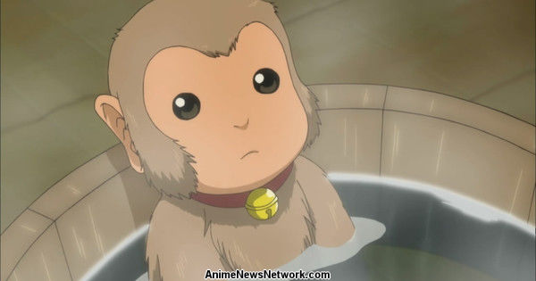 12 Lovable Anime Monkeys The List Anime News Network