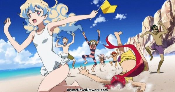 7 Anime Beach Episodes Worth Watching The List 2015 09
