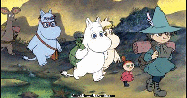 Dark Side Of The Moomin The Mike Toole Show Anime News