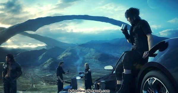 This Week in Games - The End of Final Fantasy XV
