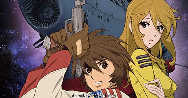 New Space Battleship Yamato 2199 Season In Development