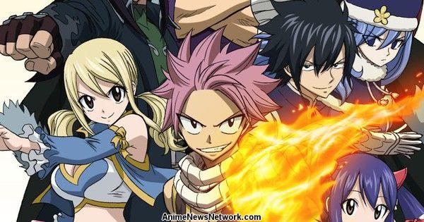 Fairy Tail Anime's Tartaros Arc Begins This Spring