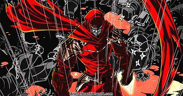 Funimation Licenses Studio Trigger's Ninja Slayer Anime Series