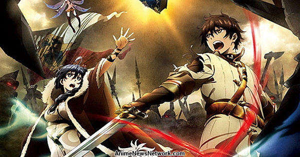 Funimation Reveals English Dub Cast for Chain Chronicle Anime