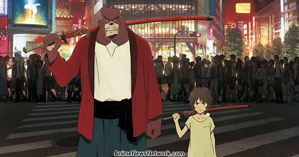 U.S. Theater Chain AMC Lists The Boy and the Beast Anime Film as Opening in February