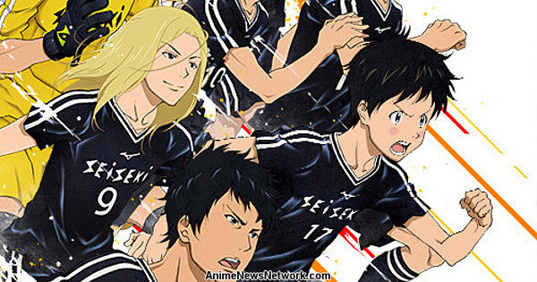 DAYS Soccer Anime Unveils Theme Songs New Visual July 2 Premiere