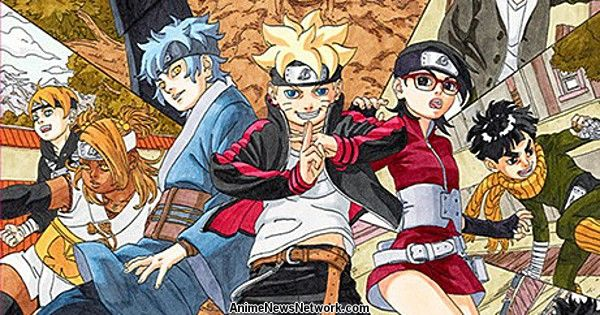 Boruto Joins Lineup For Jump Special Anime Festa Event