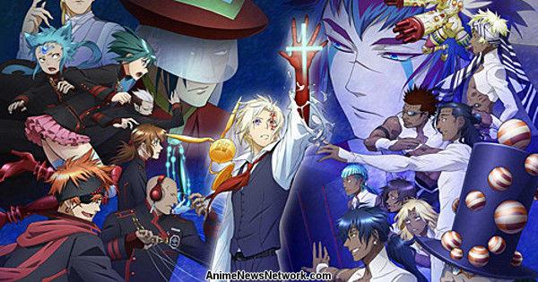 Funimation to Dub D.Gray-man, Servamp, Zestiria, Danganronpa 3, Arslan, Love Live! Sunshine, More
