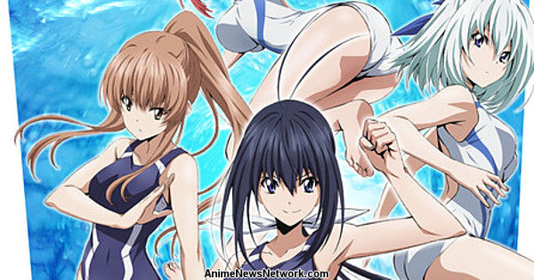 Funimation Reveals English Dub Cast for Keijo!!!!!!!! Anime