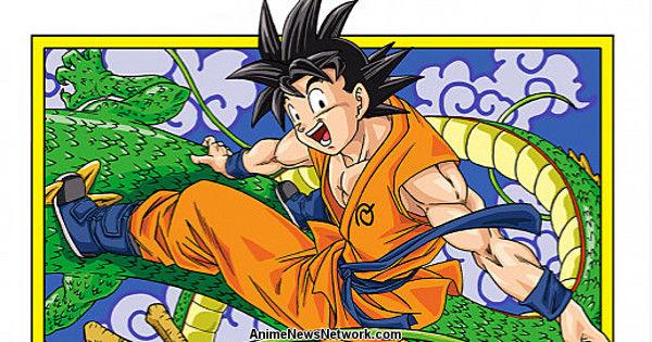 Dragon Ball Super Manga Tops U.S. Monthly Bookscan January List