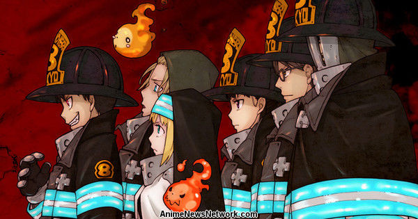 Fire Force Tv Anime S 1st Teaser Video Previews Gakuto